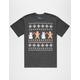 RIOT SOCIETY Snow Ginger Drank Mens T-Shirt
