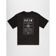 KR3W Brick Boys T-Shirt
