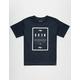 KR3W Quadrant Boys T-Shirt
