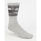 FOURSTAR Pirate Stripe Mens Crew Socks
