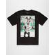 RIOT SOCIETY Bear Signs Boys T-Shirt