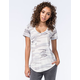 OTHERS FOLLOW Camo Womens Pocket Tee