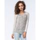 OTHERS FOLLOW Raglan Womens Sweater
