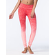 NAMAWEAR Long Ombre Womens Yoga Pants