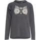 FULL TILT Owl Eyes Girls Hoodie