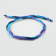 BLUE CROWN Friendship Bracelet