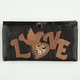 Love Bird Patch Wallet