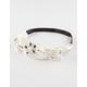 FULL TILT Bling/Pearl Lace Headband