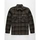 HURLEY Redding Mens Flannel Shirt