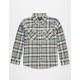 SHOUTHOUSE Dallas Boys Flannel Shirt