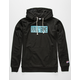 HALL OF FAME Logo Mens Hoodie