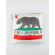 Cali Bear Pillow