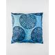 Blue Medallion Pillow