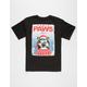 RIOT SOCIETY Santa Paws Boys T-Shirt