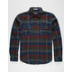 EZEKIEL Hiker Mens Flannel Shirt