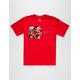 ASPHALT YACHT CLUB Forbidden Lock Up Boys T-Shirt