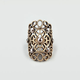 FULL TILT Stone Filigree Ring