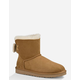 UGG Mini Bailey Knit Bow Womens Boots