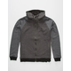 HURLEY Mens Powerplant Sherpa Zip Jacket