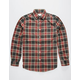 LIRA Forest Mens Flannel Shirt