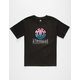ELEMENT Logo Fill Boys T-Shirt