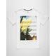 QUIKSILVER Hoyo Fins Mens T-Shirt
