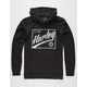 HURLEY Light Up Mens Hoodie