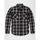 LRG RC Heavyweight Mens Flannel Shirt