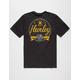 HURLEY Rough Waves Mens T-Shirt