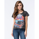 MIDNIGHT RIDER Womens Mr. Suns Tee