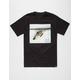 RIP CURL Single Fin Mens T-Shirt