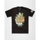 NEFF x The Simpsons Homer Fink Mens T-Shirt