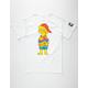 NEFF x The Simpsons Yung Lisa Mens T-Shirt