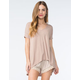 OTHERS FOLLOW Florence Womens Knit Tee