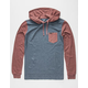 RVCA Set Up Mens Lightweight Hoodie