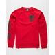 NIKE SB Icon Buffalo Plaid Mens Fleece Sweatshirt