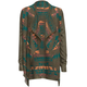 FULL TILT Ethnic Arrow Girls Sweater Wrap