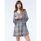SEA GYPSIES Mia Rose Bell Sleeve Dress