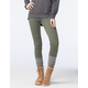 FULL TILT Womens Ribbed Sweater Leggings
