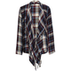 FULL TILT Girls Plaid Wrap
