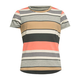 FULL TILT Retro Striped Girls Tee