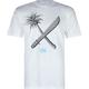 US VERSUS THEM Cross Cut Mens T-Shirt