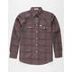 MATIX Wesson Mens Flannel Shirt