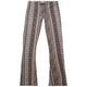 FULL TILT Geo Floral Print Girls Flare Pants
