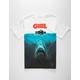 GIRL Shark Attack Mens T-Shirt