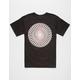 SPITFIRE 3D Classic Swirl Mens T-Shirt