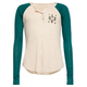FULL TILT Girls Love Arrow Raglan Tee