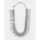 ISABELLA RAE Tribal Feather Necklace