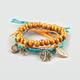 FULL TILT 6 Piece Mixed Bracelet Set