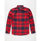 ELEMENT Palmer Mens Flannel Shirt